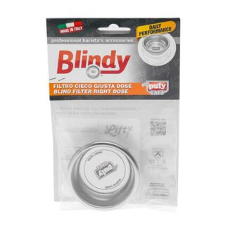 Blindsil 58 mm Blindy Puly Caff